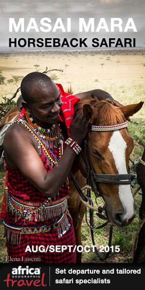 Horse Riding Masai Mara