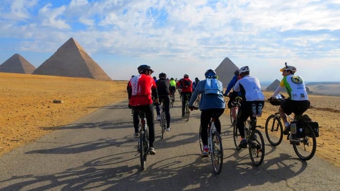 Starting point - Cairo