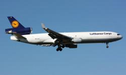 Lufthansa flight