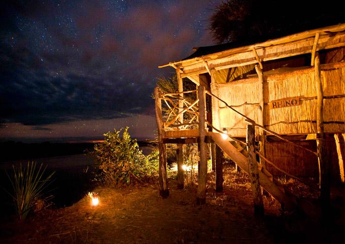 Kafunta by night