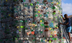 using recyclable materials for construction