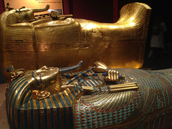 king tutankhamun exhibition