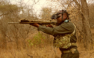 night vision technology to keep rangers safe