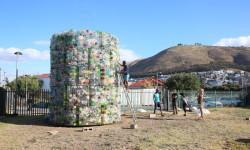 art installation tower