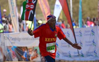 Mzee John Ruengo - 85 years old