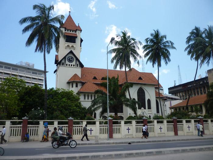 Lutheran church in Tanzania