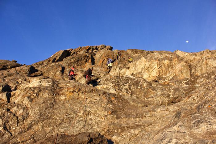descending-from-mountain-peak