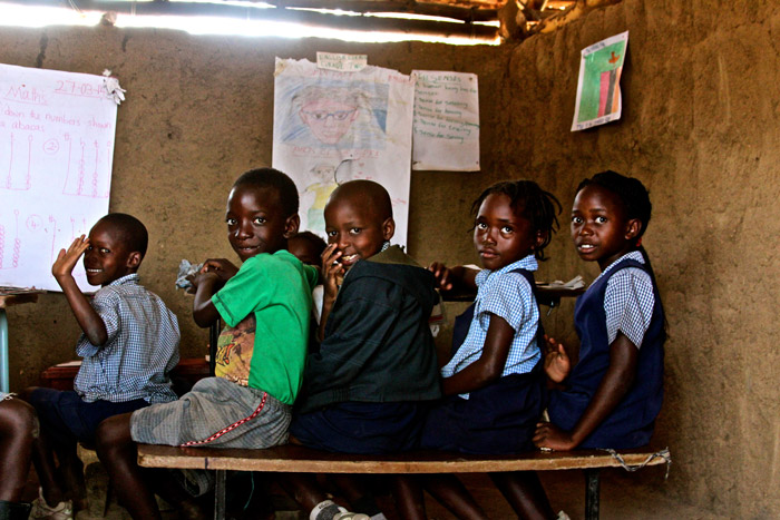 school-children-in-africa