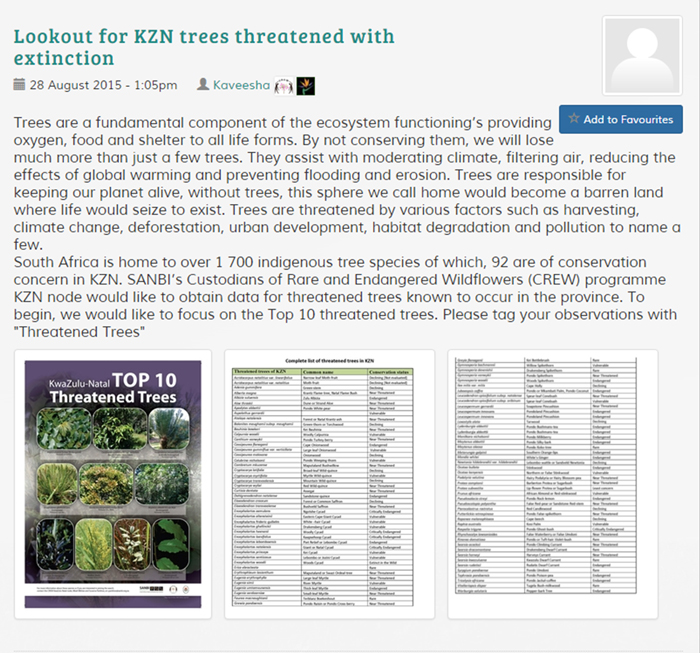 KZNs-Threatened-tree-project