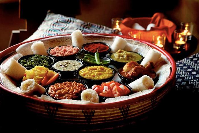 Ethiopian Food Long Street Cape Town