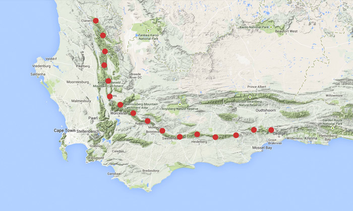 hike-map