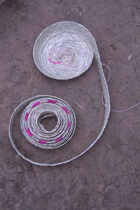 making-palm-baskets