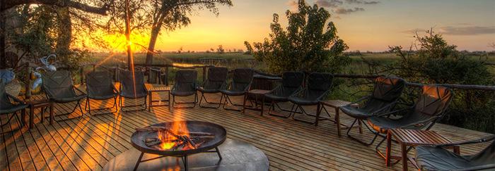 Ker& Downey Botswana, Okuti Camp