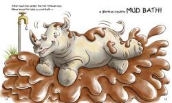 rhino-mud-bath