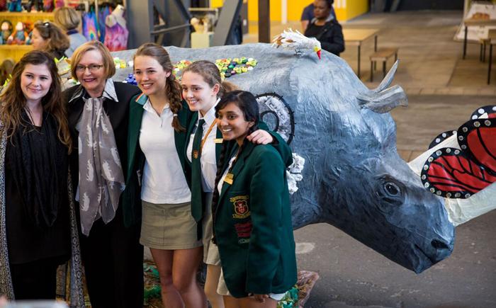 world-rhino-day-helen-zille-watershed-market