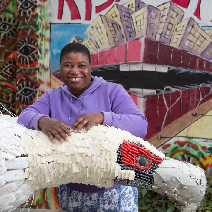 bulwer-park-community-public-sculpture-project