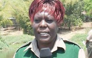 Zimbabwe Parks and Wildlife Management Authority spokesperson Caroline Washaya-Moyo