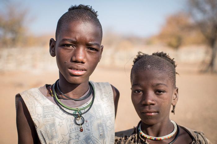himba-children
