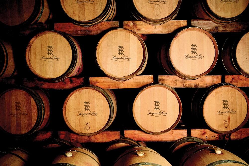 leopards-leap-wine-barrels