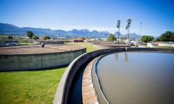 The Drakenstein Wastewater Treatment Works in Paarl ©Kobus Tollig