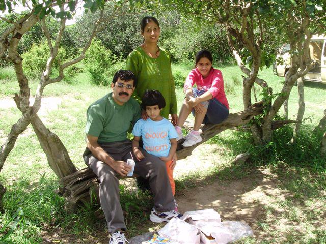 family-outing-kenya