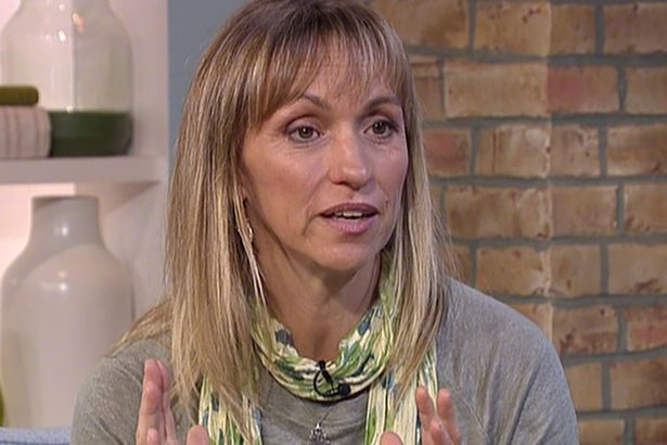 Campaigner: Michaela Strachan talks about documentary on 'This Morning'