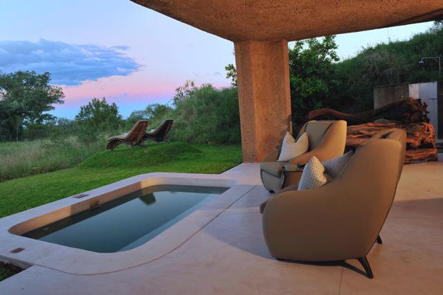 Sabi Sabi's Earth Lodge has become a landmark of sustainable, responsible tourism