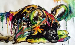 wild-dog-watercolour-sam-hancock