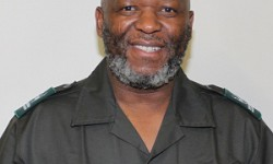 The newly appointed KNP Chief Ranger – Ranger Services Department, Mr Xolani Nicholus Funda