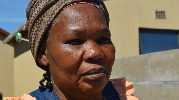 Judith Xabanisa hopes she will soon reap the rewards of her work