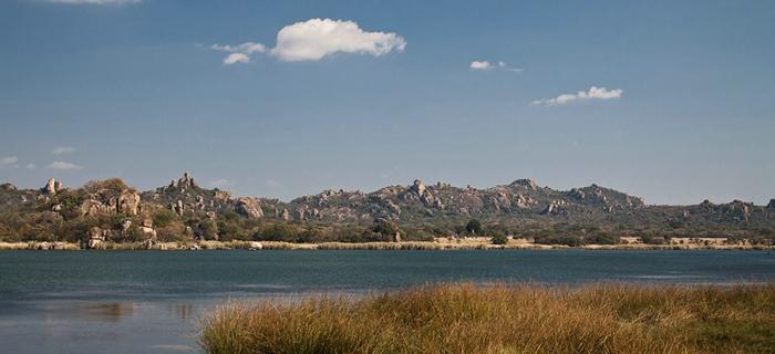 Matobo's Maleme dam