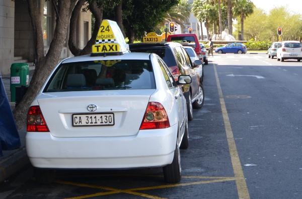 Meter taxi pic