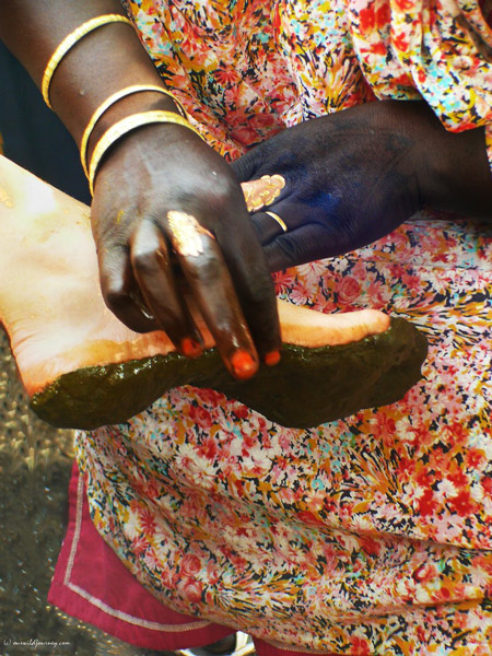 Henna Preparations For A Sudanese Wedding Africa Geographic