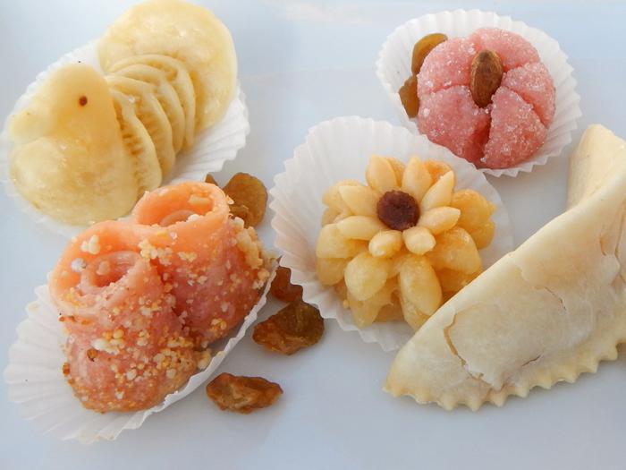 barque-picton-castle-morocco-moroccan-pastries