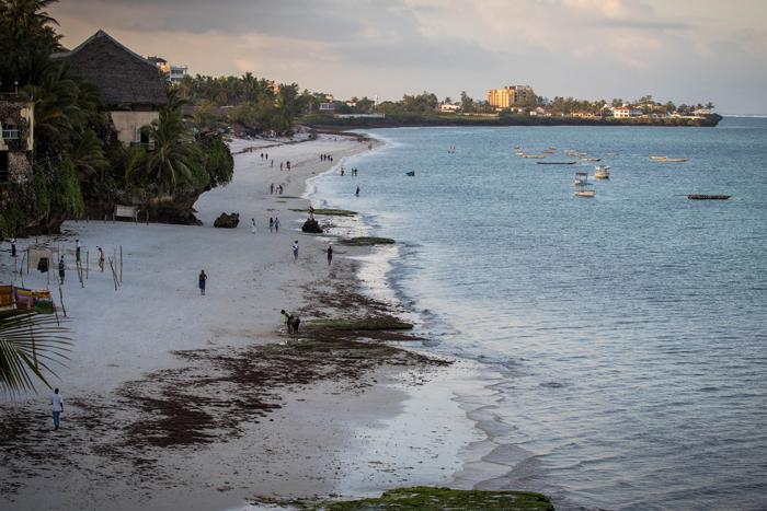 Nyali Beach, Voyager Beach Resort © Stuart Price