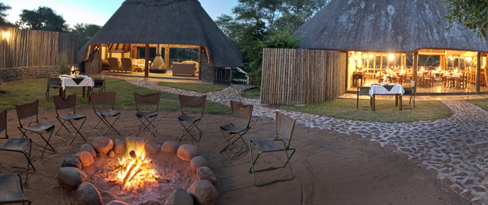 © Rhino River Lodge