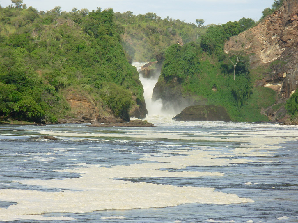 Murchison Falls, Uganda with Africa Geographic