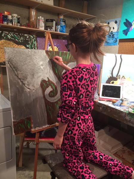 bria-paints-elephant