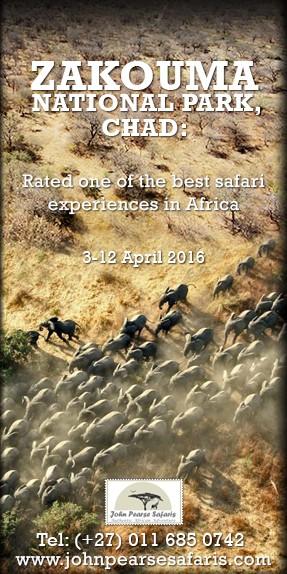 John Pearse African Safaris