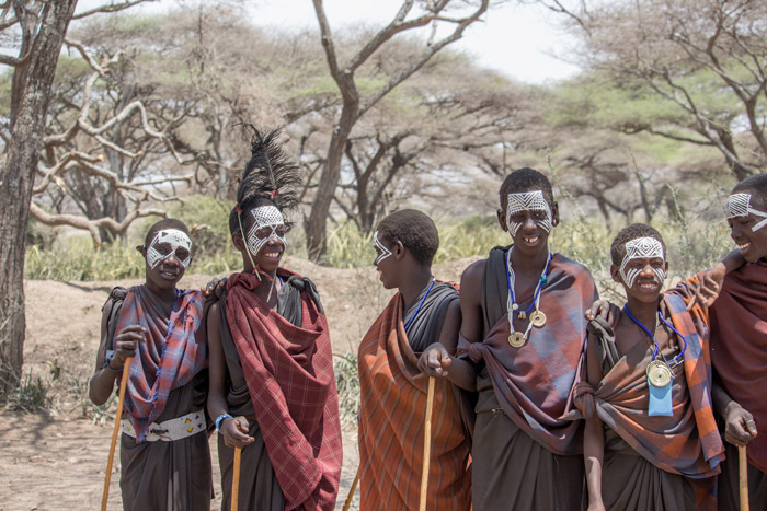 Life In A Maasai Village Africa Geographic