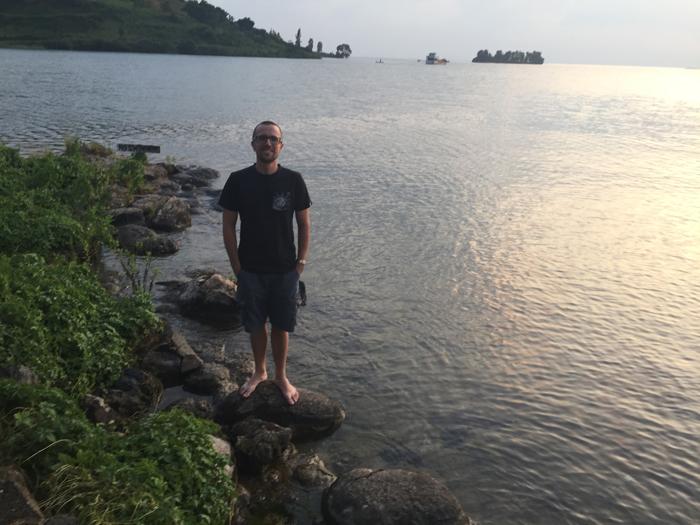 relaxing-at-lake-kivu-after-gorillas