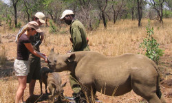 Rhino Orphange ©Phil Zappala