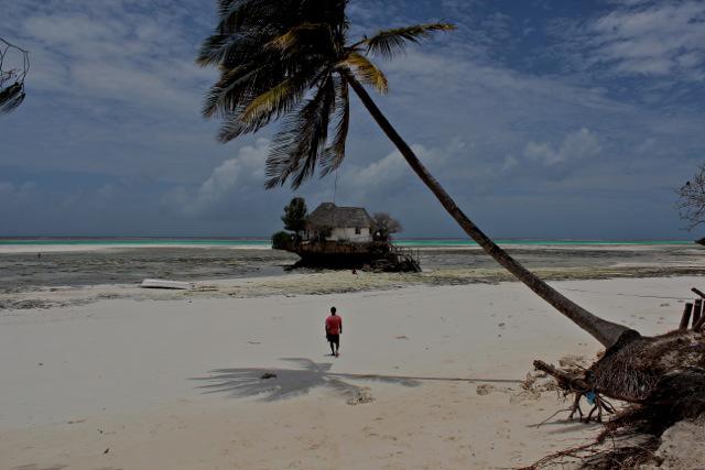 Zanzibar Beach Floating Restaurant