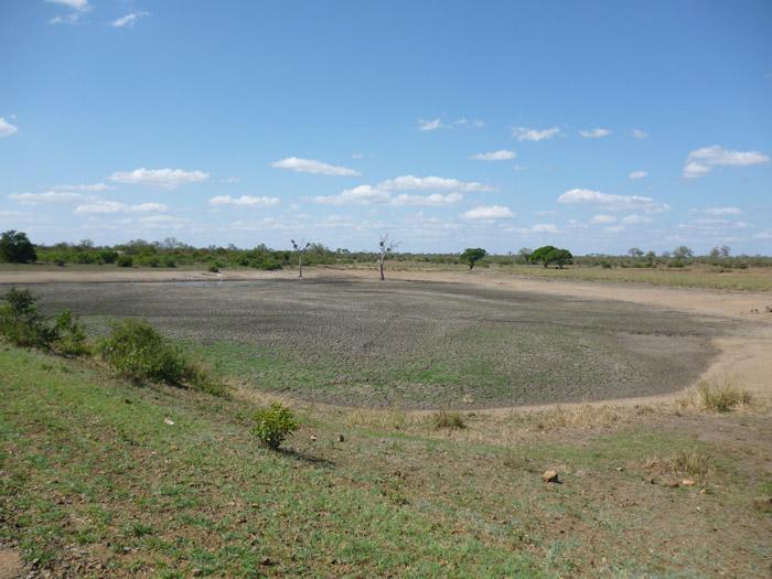 Mazithi Dam as seen in November 2015