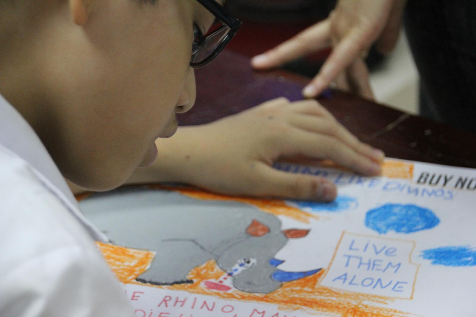kids-often-drew-rhinos-with-tears-buy-no-rhino