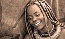 Himba-woman