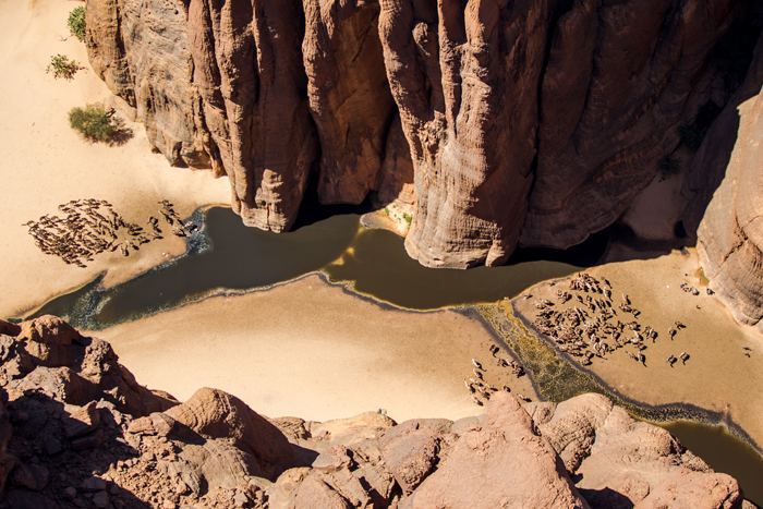 guelta-from-air-chad