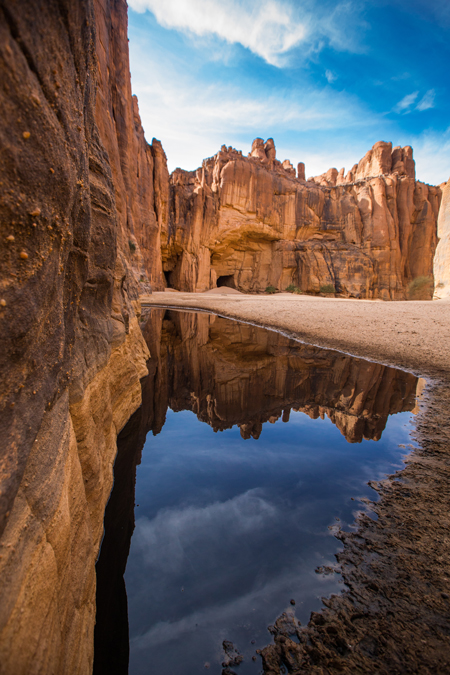 guelta-reflection-ennedi-chad