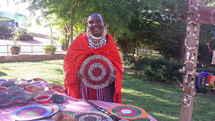 masaai-women-group