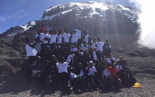Climbing-kilimanjaro